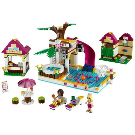 LEGO® Friends Girls Heartlake City Swimming Pool Minifigures |