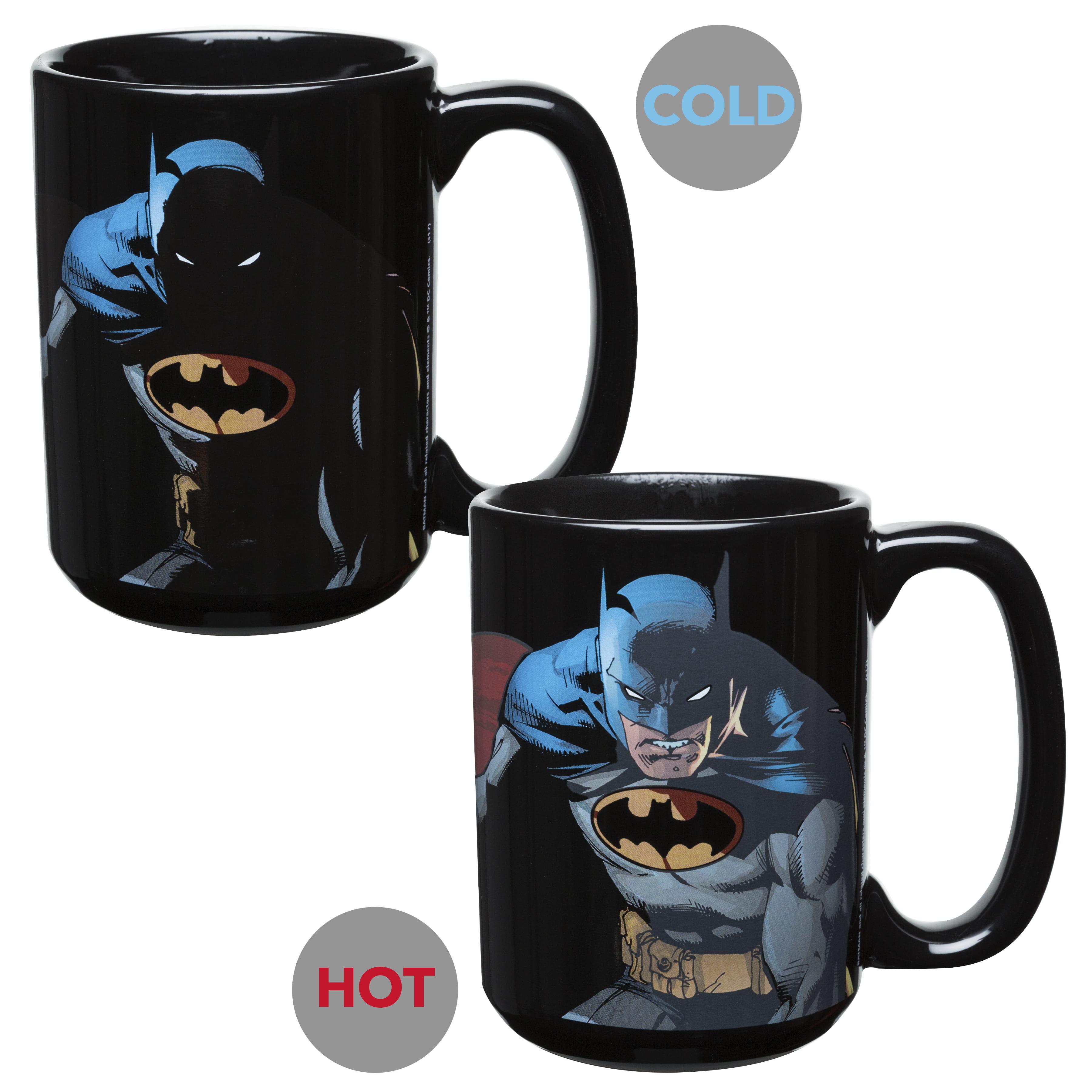 DC Comics Batman Coffee Mugs 15 oz.