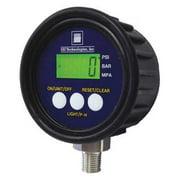 Ssi Digital Pressure Gauge, MG1-5000-A-9V-R