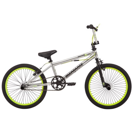 Mongoose Outerlimit BMX Bike, 20