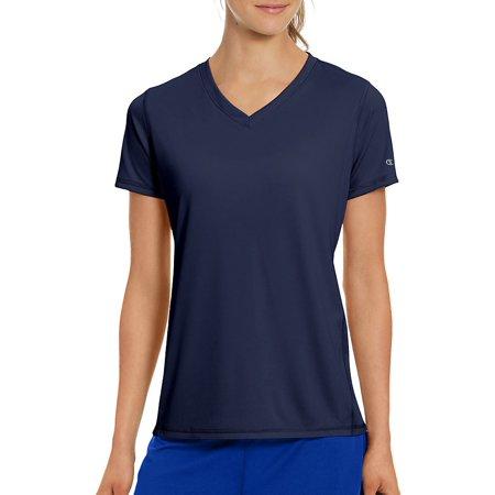 48d9189a33cf Champion - Champion Vapor® Select Women's Tee - Size - XL - Color -  Imperial Indigo - Walmart.com