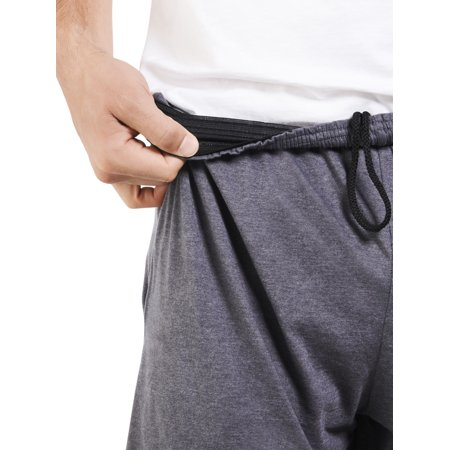 Fruit of the Loom Big Men's Dual Defense UPF Jersey Shorts with Pockets