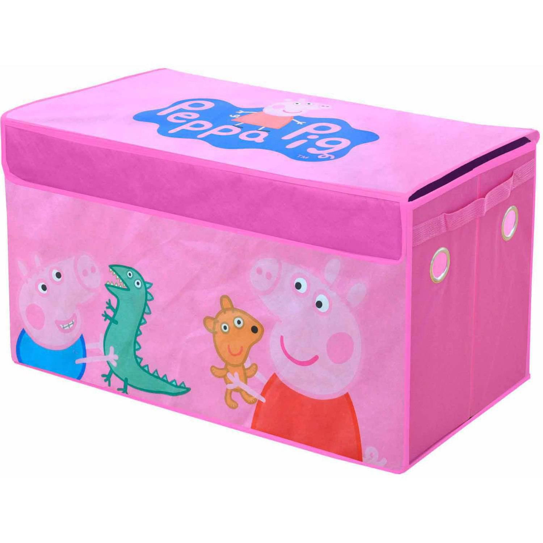 sc 1 st  Walmart & Peppa Pig Storage Trunk - Walmart.com