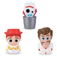 Toy Story 4 Finger Puppets 3-pack (Jessie, Forky, Duke Caboom)