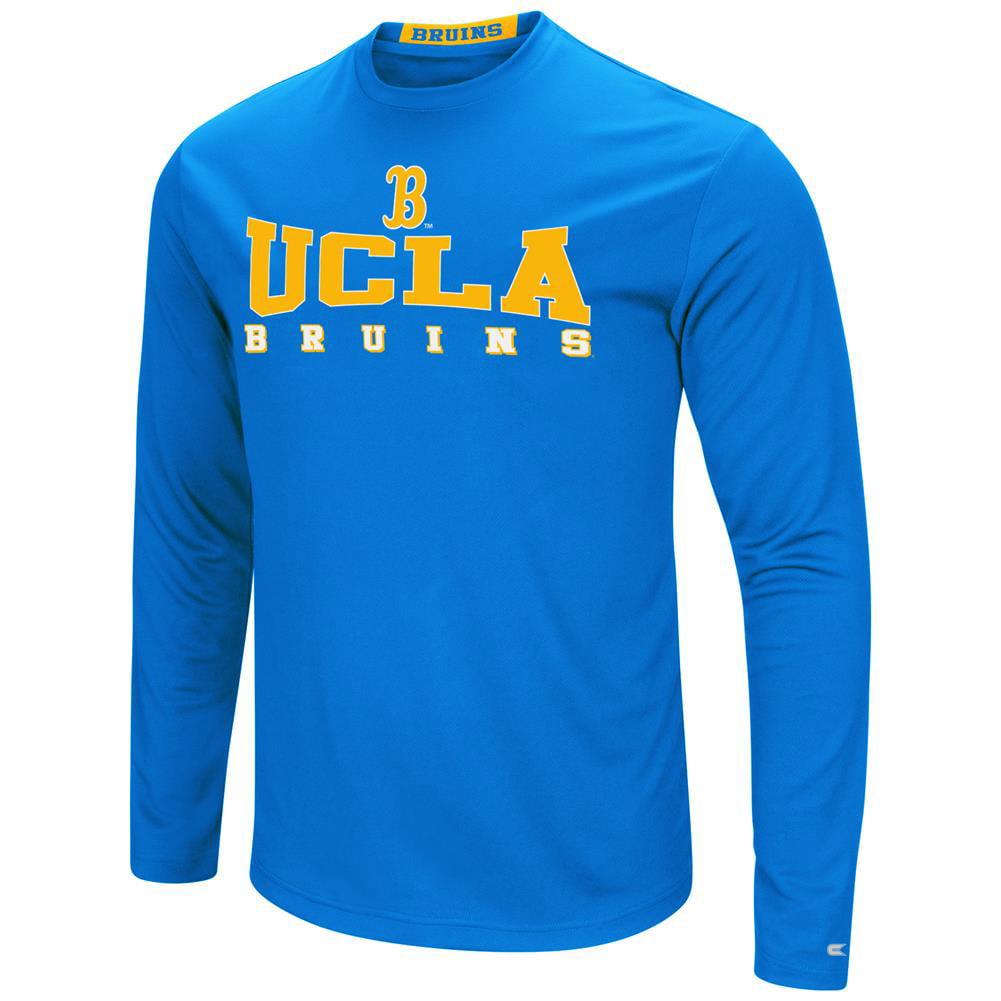 UCLA Bruins T-Shirt Performance Long Sleeve Shirt