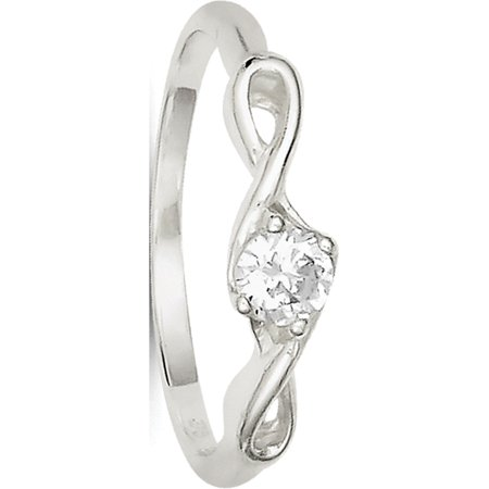 Sterling Silver CZ Ring - image 1 of 2