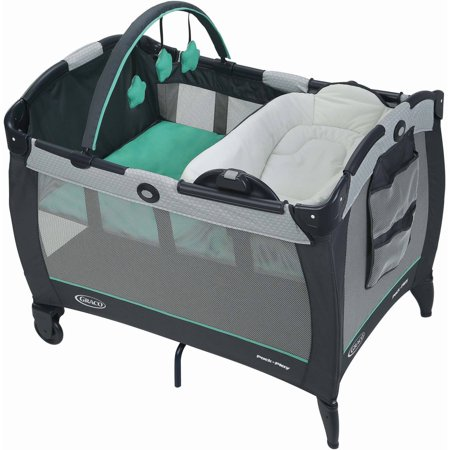 Graco Pack N Play Playard Reversible Napper And Changer  Basin