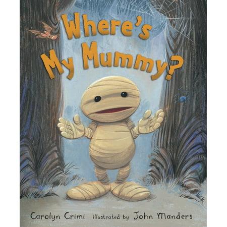 Where's My Mummy?](Mummy Dogs Halloween Recipe)