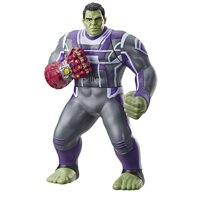 Marvel Avengers: Endgame Power Punch Hulk 13.75-Inch-Scale Action Figure Toy