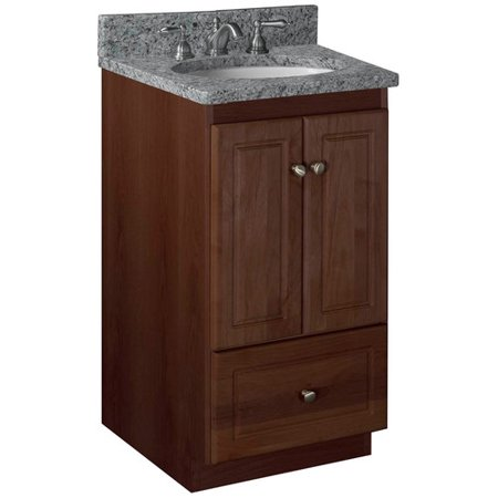 Strasser Woodenworks Simplicity 18 39 39 Bathroom Vanity Base