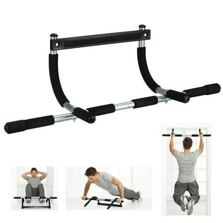 COM1950s Horizontal Bar Indoor Door Punch-Free Pull-ups Home Fitness Equipment Indoor Punch Bars on The Door