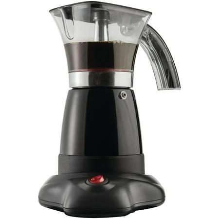 Brentwood Electric Moka Espresso Machine 6-Cups,