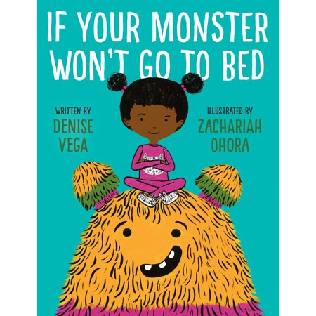 If Your Monster Won't Go to Bed (Hardcover)