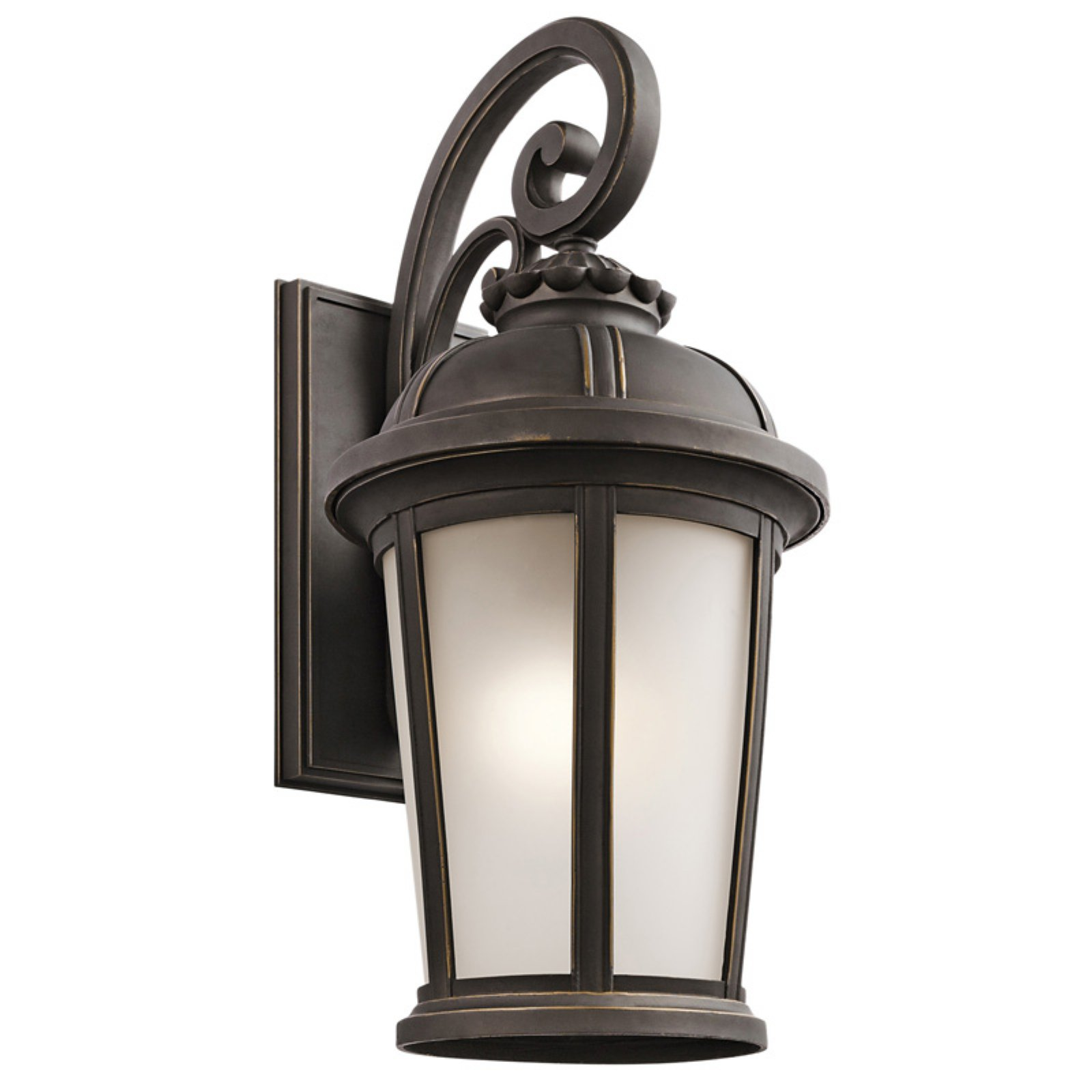 Kichler Ralston 1 Light Outdoor Wall Sconce - 25H in.
