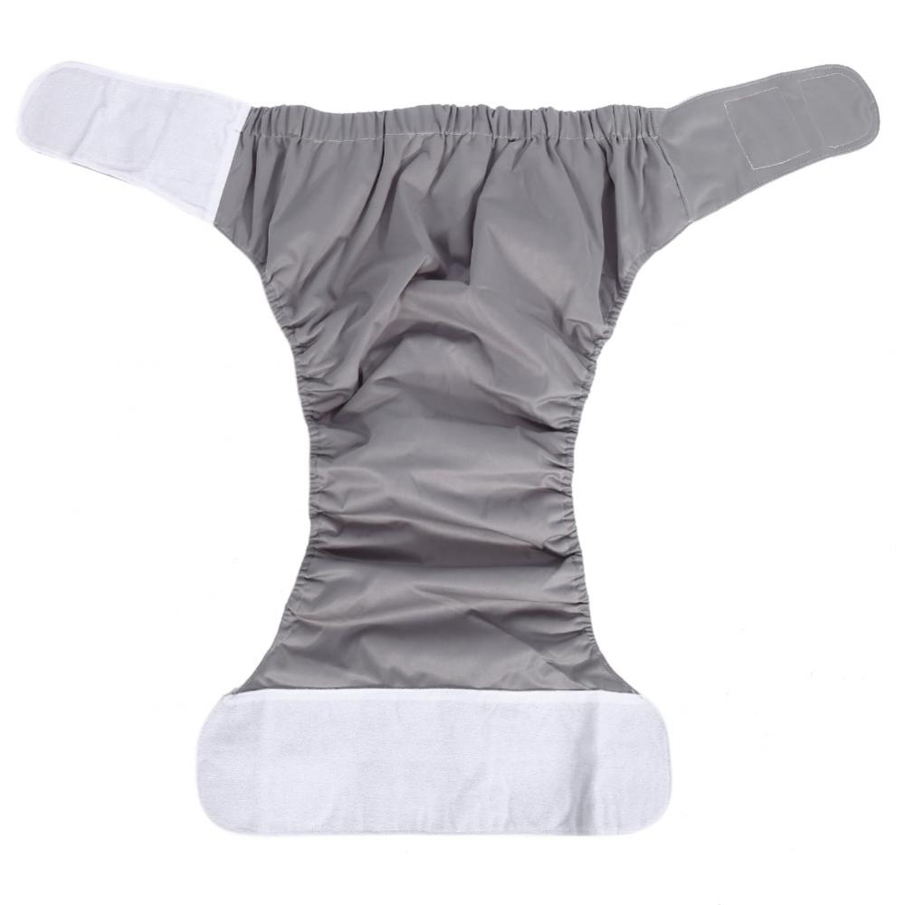Lv. life Nappy,Cloth Diaper,Teen Adult Cloth Diaper Nappy Reusable Washable Inserts Disability Incontinence