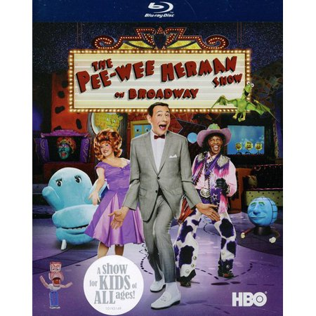 The Pee-wee Herman Show on Broadway (Blu-ray)