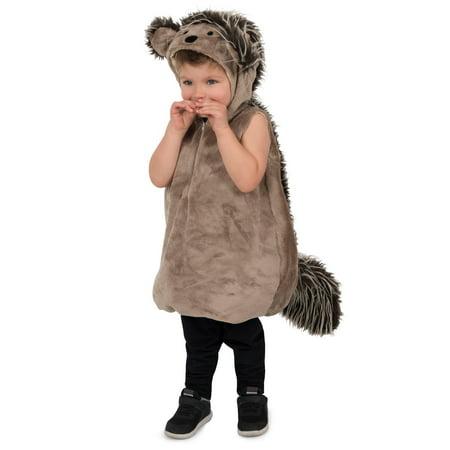 Porcupine Baby Halloween (Needles the Porcupine Child)