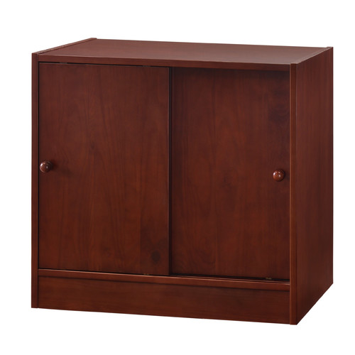 Canwood Whistler Junior 2 Door Cabinet Cherry