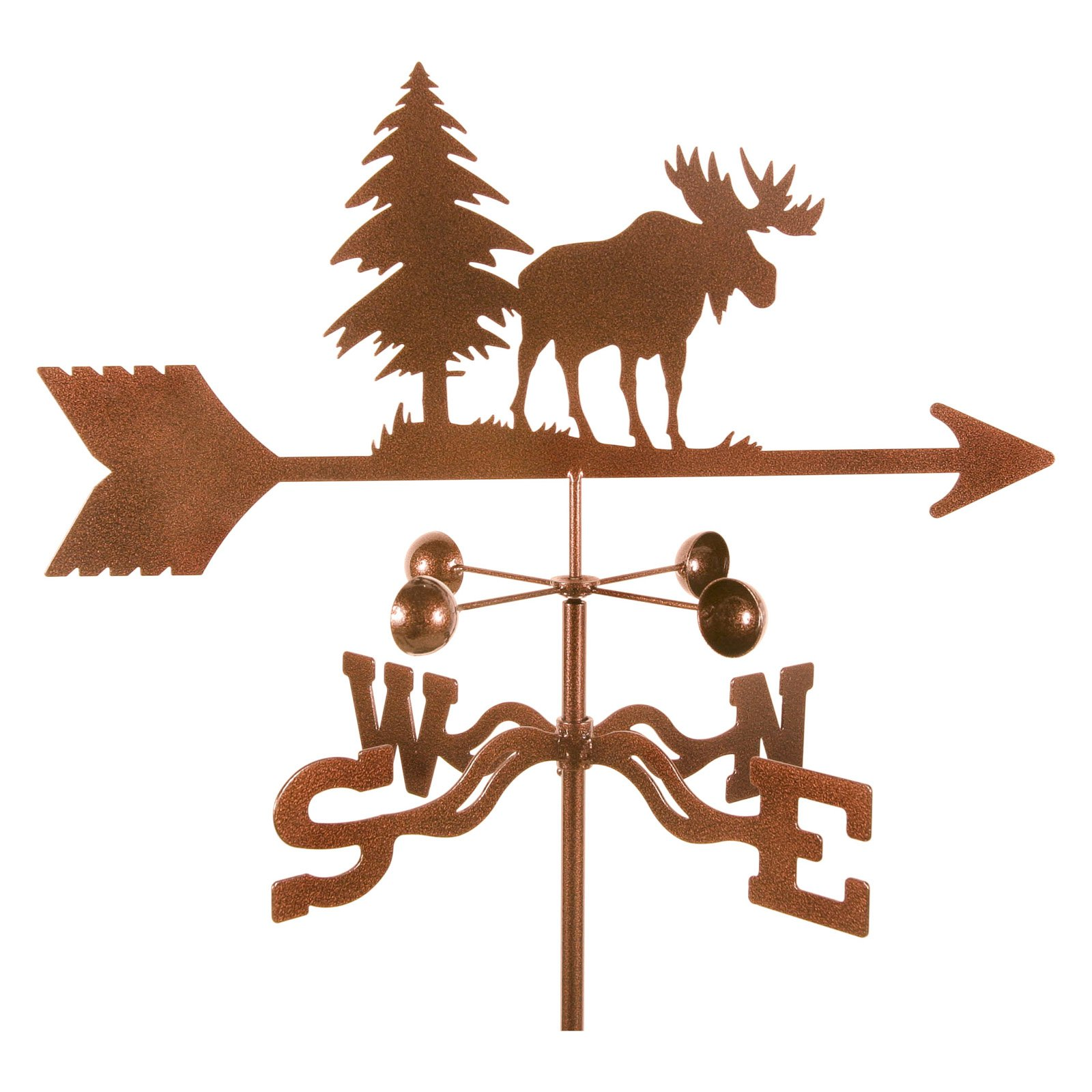 EZ Vane Moose Weathervane by EZ Vane
