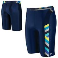 6bb5fd3dc8bc8 Product Image Speedo Men s Boy s Laser Stripe Splice Swimsuit Trunk Jammers  8051375