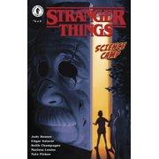 Dark Horse Stranger Things Science Camp #4