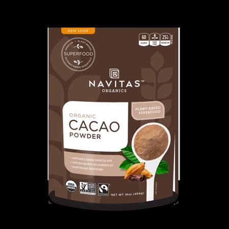 1 Lb Chlorella Powder (Navitas Organics Cacao Powder, 1.0 Lb, 30)