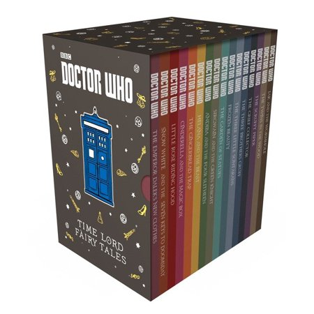 Doctor Who: Time Lord Fairy Tales Slipcase Edition (Fairy Tale Card Game)
