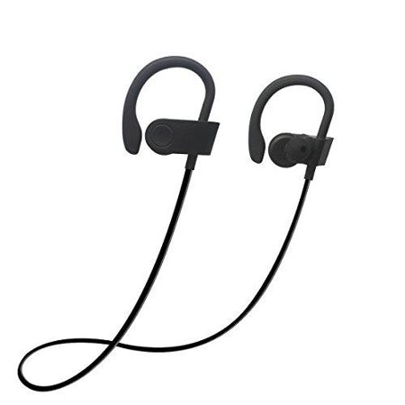 a63052683eb ... veoker sports bluetooth earbuds, best for running gym workout,  secure-fit waterproof sweatproof