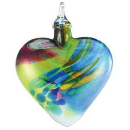 Glass Eye Studio Chameleon Heart