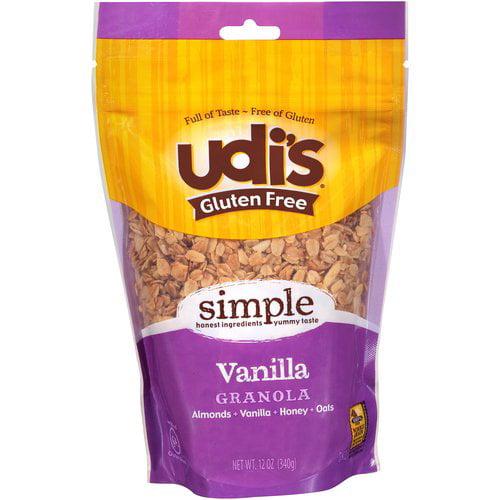 Udi's�� Gluten Free Vanilla Granola 12 oz. Bag