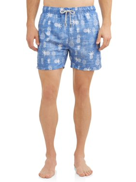 4699ceaa4f Product Image Endless Summer Men's Printed Volley 5.5 Inch Swim Shorts. Up  to size 2XL