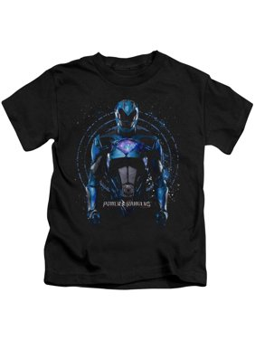 Power Rangers Blue Ranger Little Boys Juvy Shirt