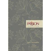 Passion Translation: The Passion Translation New Testament (2nd Edition) Floral (Hardcover)