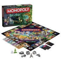 Monopoly: Rick and Morty (Other)