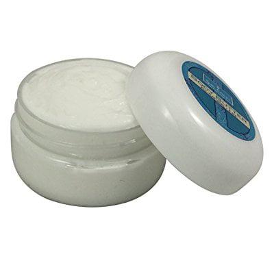 Sun Coast All Natural Deep Moisturizing Body Butter  3 1 Ounces  Unscented Fragrance Free