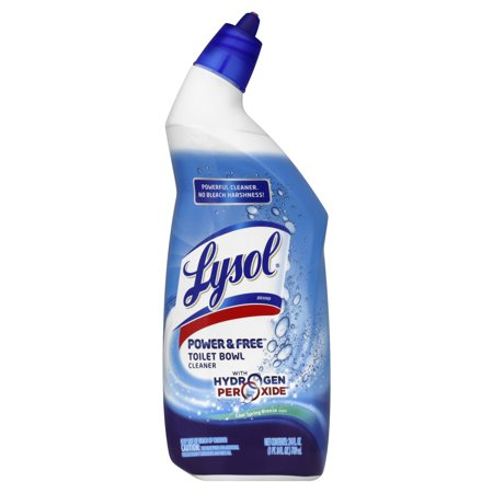 Lysol Power And Free Toilet Bowl Cleaner 24 Ounce