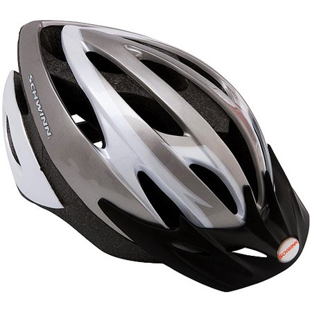 Schwinn Lighted Thrasher Adult Bike Helmet (Thrasher Halloween Hellride 4)