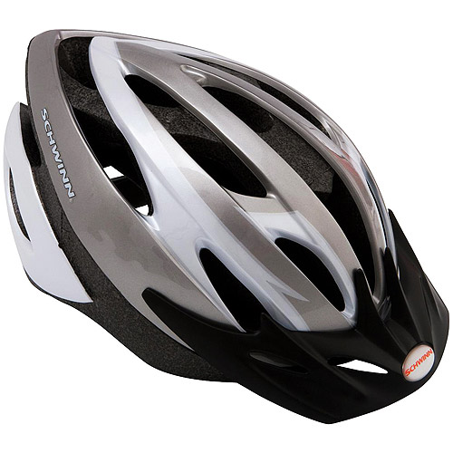 Schwinn Lighted Thrasher Adult Bike Helmet