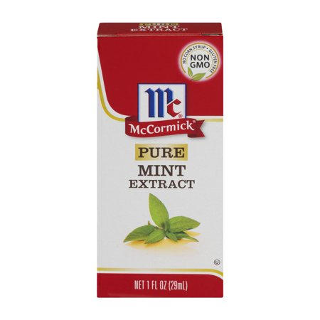 McCormick Pure Mint Extract, 1.0 FL OZ