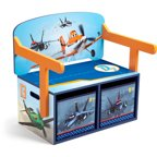 Disney By Delta Children Planes Collapsible Fabric Toy Box