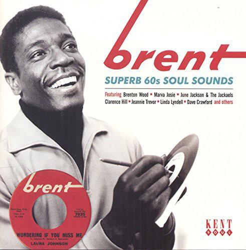 Brent: Superb 60s Soul Sides / Various (CD)