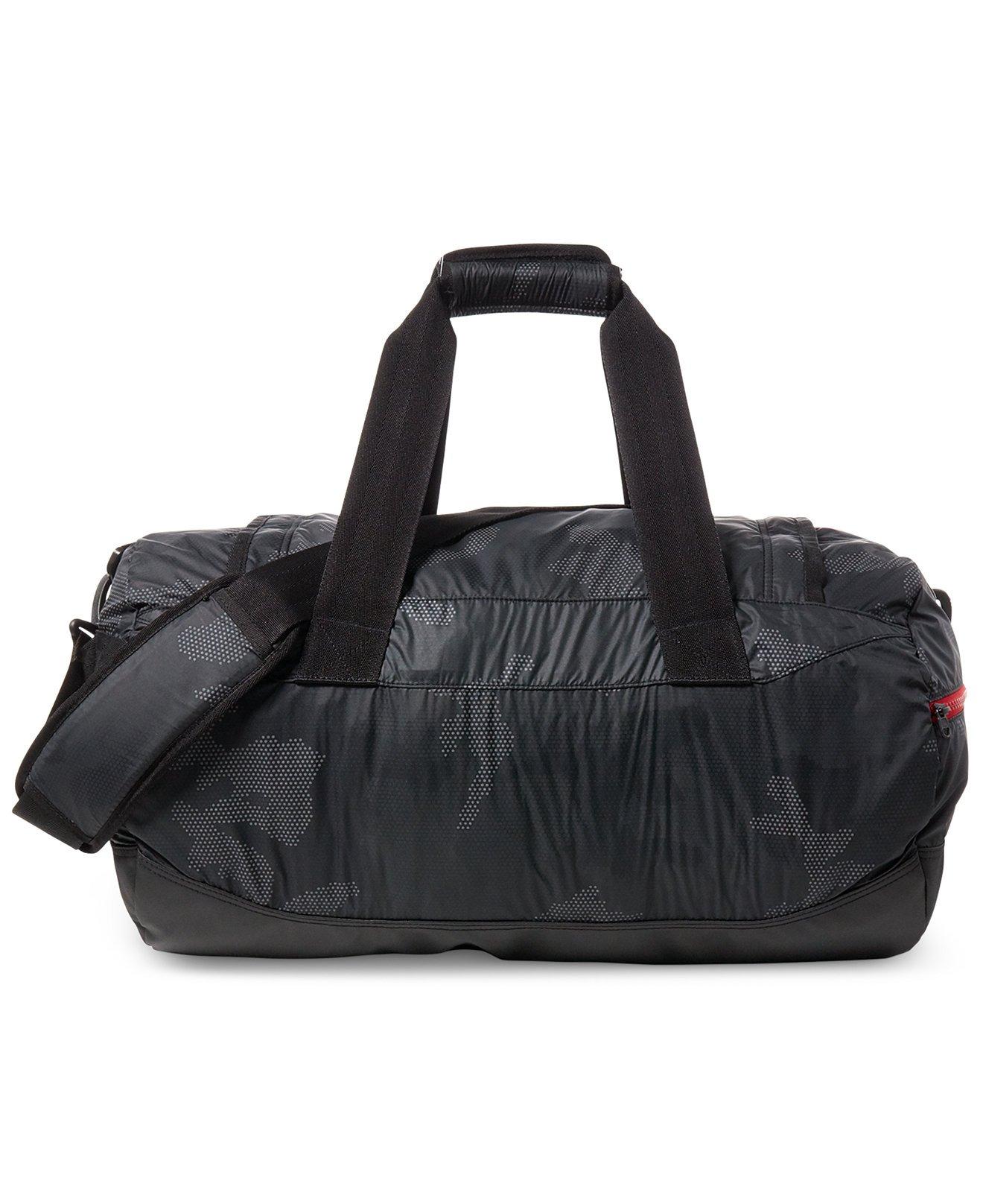Polo Ralph Lauren NEW Black Men s Nylon Large Double Zip Duffle Bag -  Walmart.com 17f87c7a89864