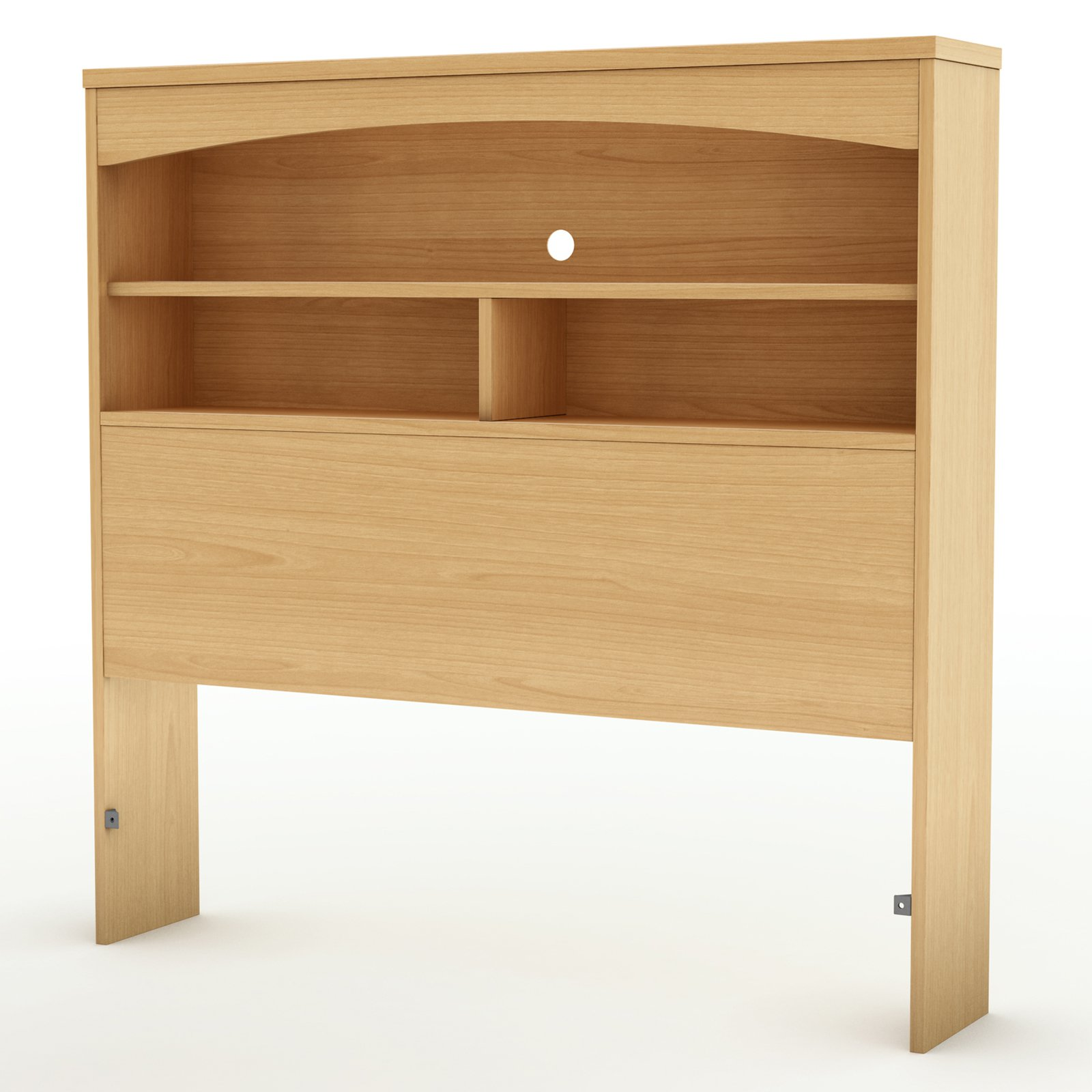 South Shore Bookcase Twin Headboard, Natural Maple by South Shore