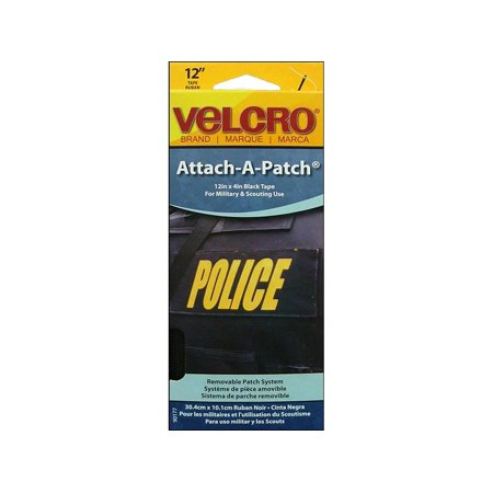 Velcro Sew On Patch Kit 4x12