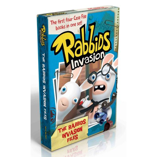 The Rabbids Invasion Files: First Contact   New Developments   the Accidental Accomplice   Rabbids Go Viral by