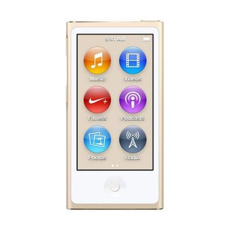 Apple iPod Nano 16GB Gold (8TH Generation) MKMX2LL/A (Cer...
