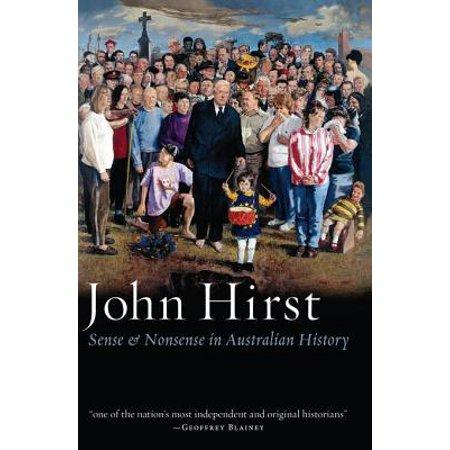 Sense and Nonsense in Australian History - eBook](Halloween Australia History)