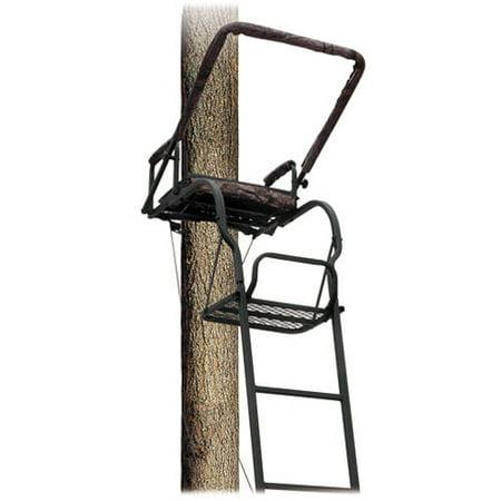 Big Dog Tree Stand Ladder Foxhound II Loaded thumbnail