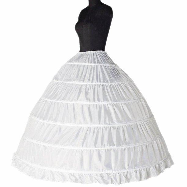 Tmishion Bridal Petticoats Slips Dress Petticoat Wedding Dress