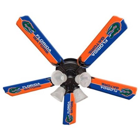 Ceiling Fan Designers 7995 Fla New Ncaa Florida Gators 52 In  Ceiling Fan